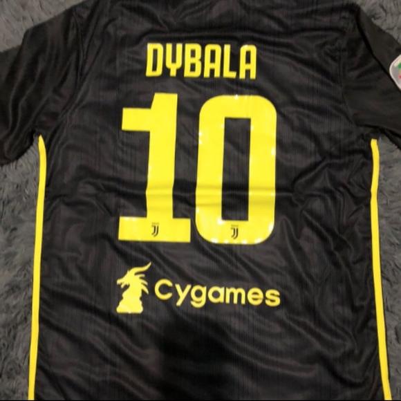 newest a7cb5 d86aa Dybala Away Juventus Jersey NWT